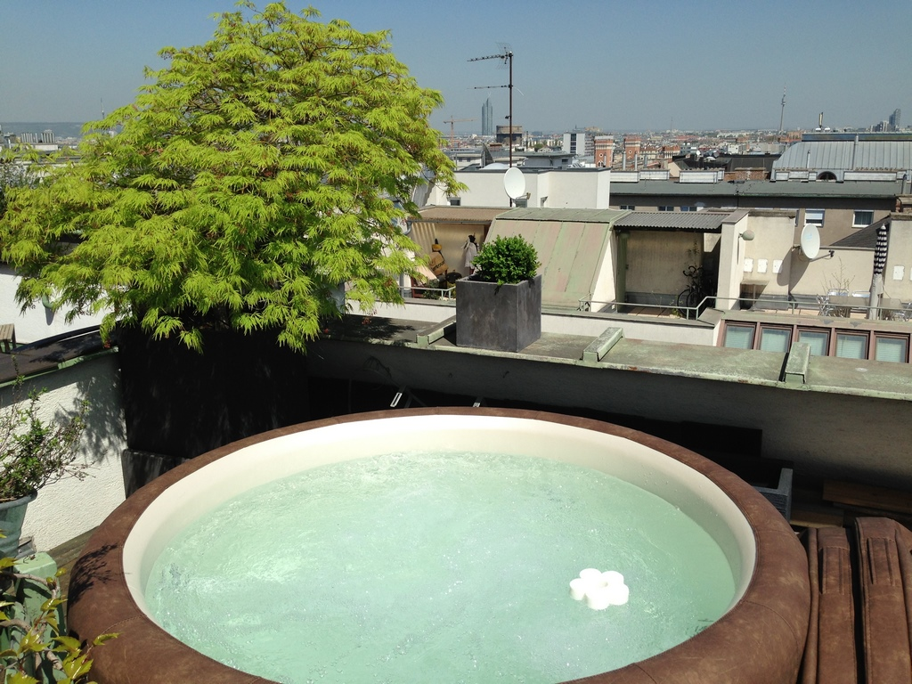 Softub hot tub for any space